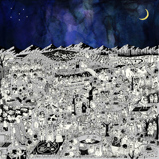 """Pure Comedy"" deepens Father John Misty's enigmatic nature"