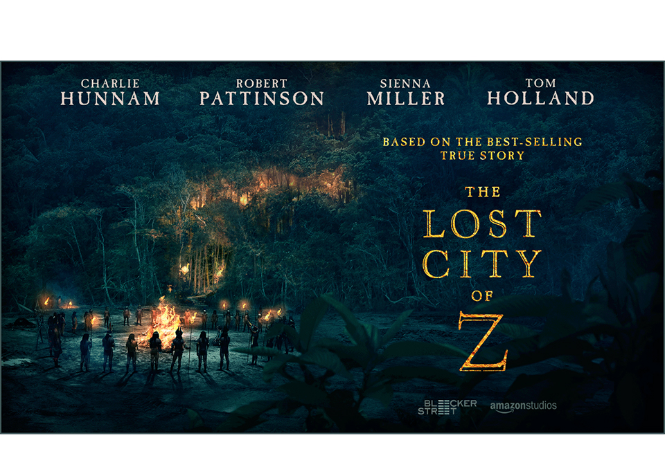 """Lost City of Z"" pierces through its heart of darkness"