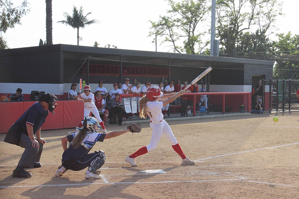 Softball eliminated from playoffs on season's final day