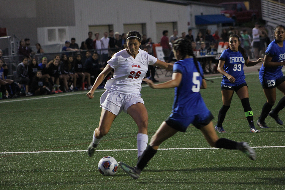 Women's soccer still perfect in NCAA