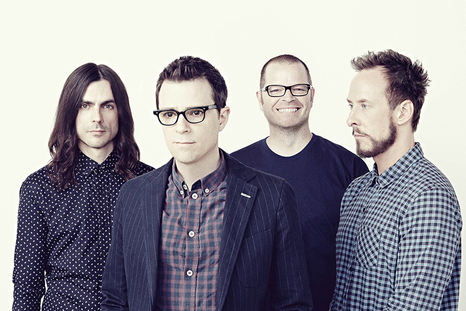 We all know Weezer, but we might not know their fanbase