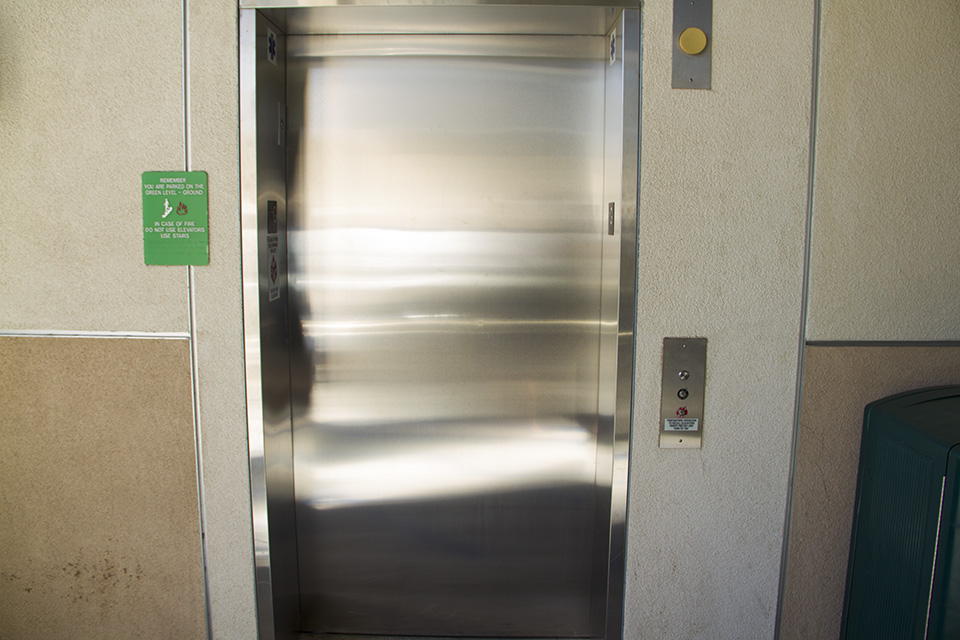 Elevator maintenance past due