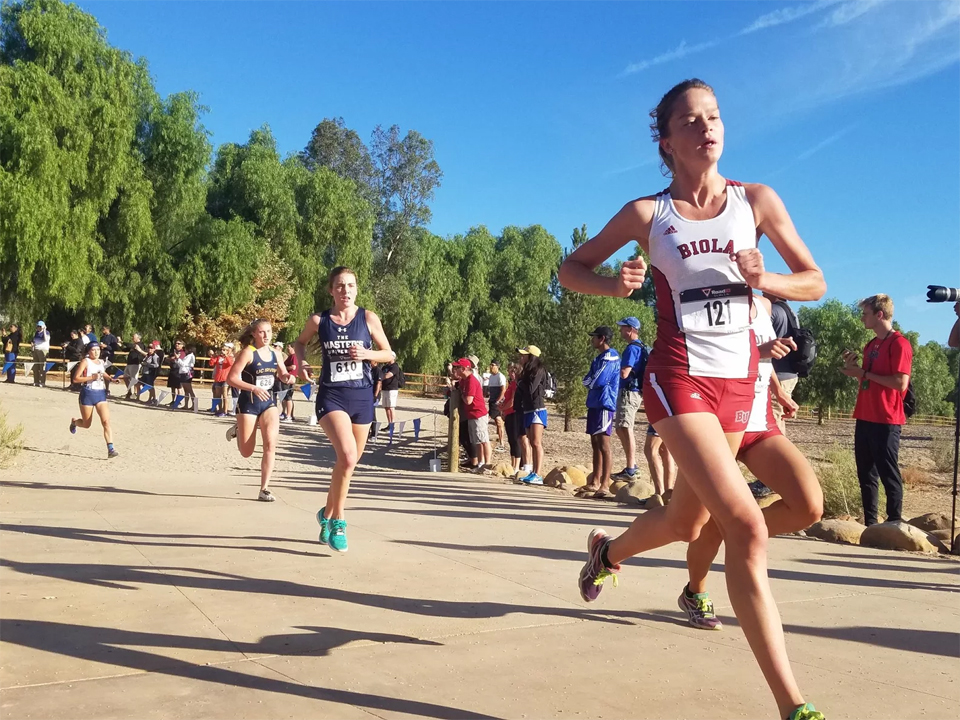Cross country reaches PacWest podium