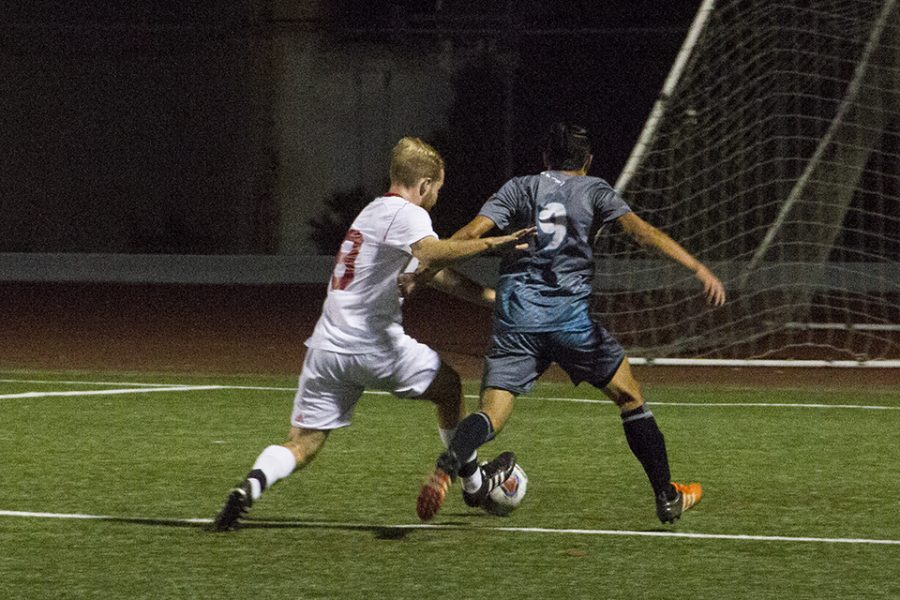 Men's soccer blown out in Fresno