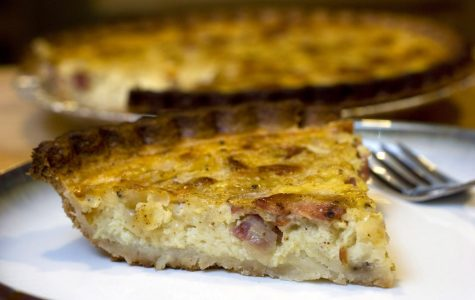 Quick Meal: A Healthy Makeover for the Quiche