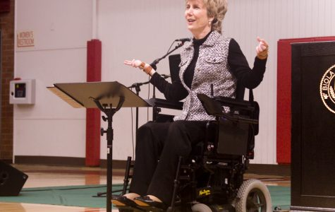 Bible class to explore disability
