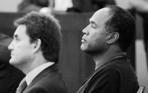 O.J. Simpson Arrested Again