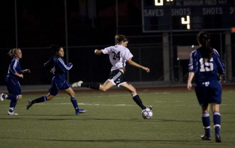Women's soccer starts season on positive foot