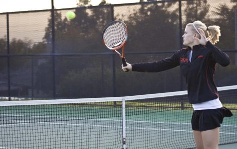 Biola Girls Tennis Takes Their First Season Win Against the University of La Verne