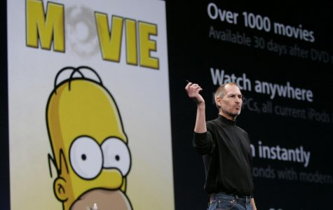 Apple takes foothold in business of online movie rentals