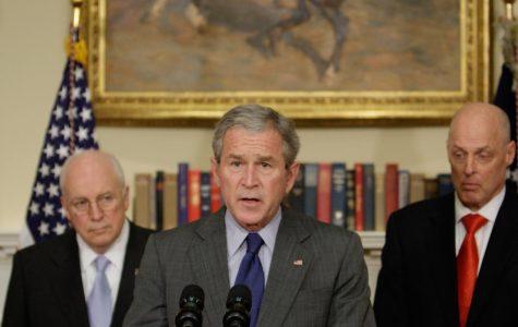 Bush Calls for Economy Boost