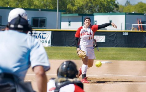 Softball stays afloat in tough region