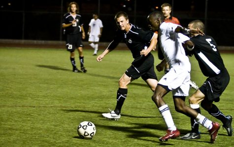 Men's soccer takes down another team