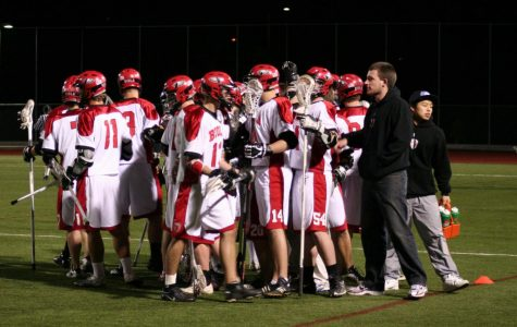 Club Lacrosse  Plays with Varsity Determination