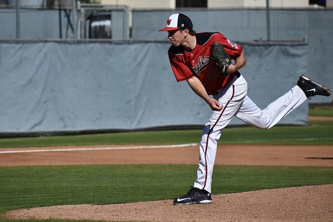 Athlete of the Week: Baseball's Micah Beyer