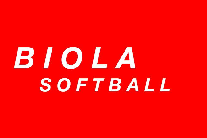 Biola softball