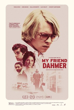 """""""My Friend Dahmer"""": the background making of a serial killer"""