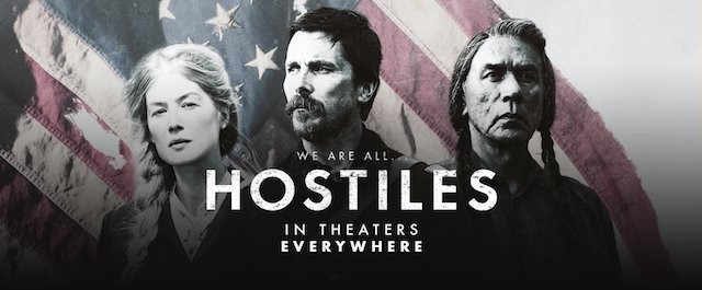 """Hostiles"" provides an inner look at the hostility of humanity"