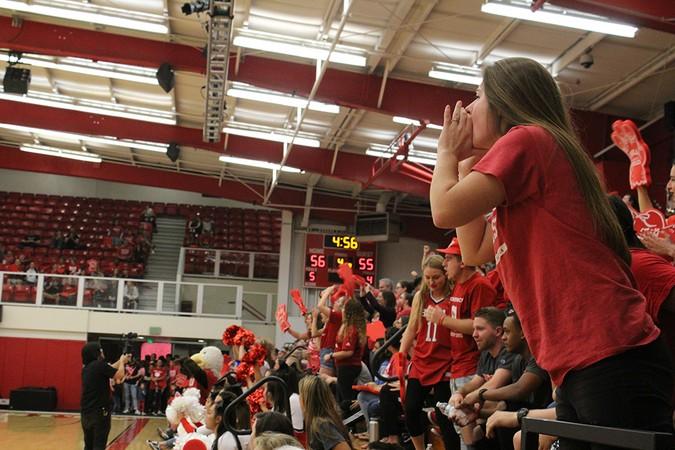 Renewed rivalries re-ignite school spirit