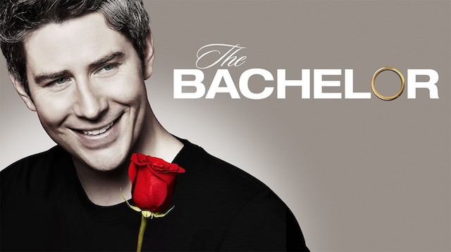 The Bachelor title card