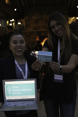 Entrepreneurship Society flourishes
