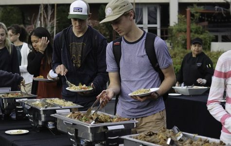 Students enjoy Philippines Culture Night