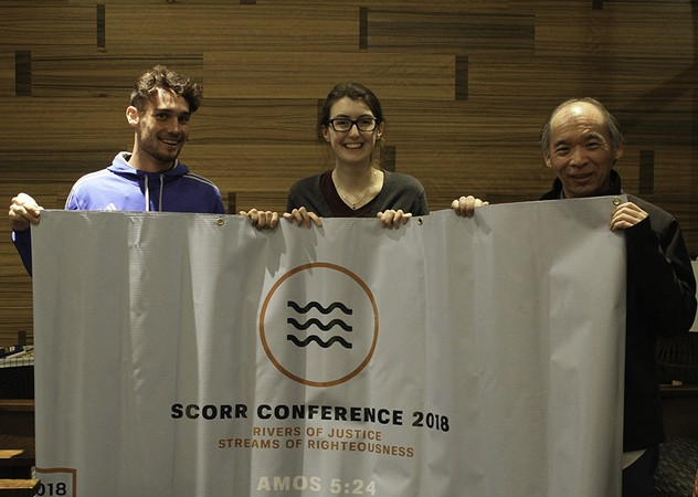 SCORR conference leaders