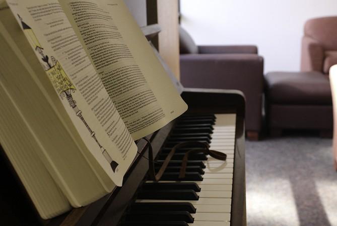 A+piano