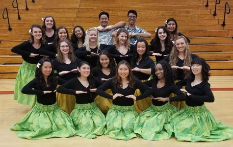 Christian Clubbing: Hula club dances during chapel