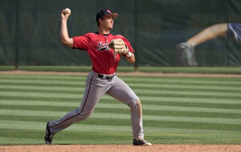 Athlete of the Week: Baseball's Joey Magro