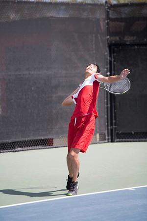 Athlete of the Week: Men's tennis' Quentin Lau