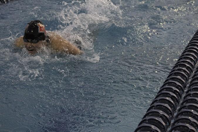 Women's Athlete of the Year: Swim's Lisa Tixier