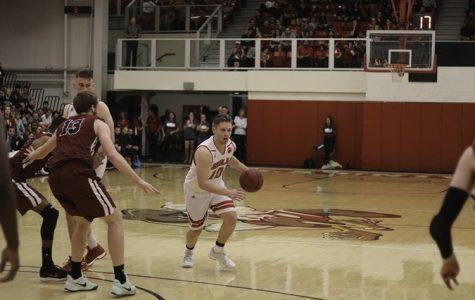 Athlete of the Week: Men's basketball's Blake Shannon Jr.