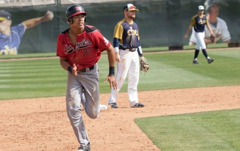 Baseball drops series to CBU