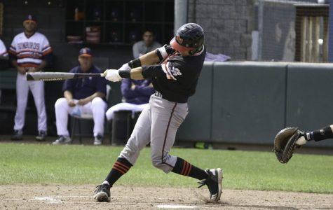 Baseball splits series with FPU