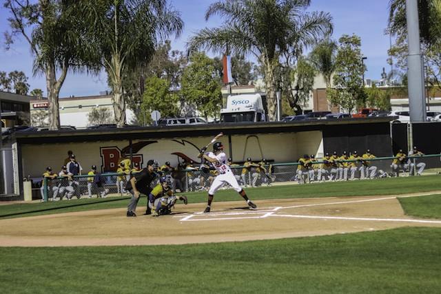 Baseball scores 15, dominates Vanguard in GSAC rematch