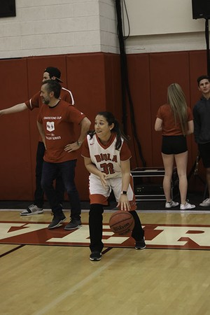 Bethany Miller reflects on Biola's first year in the NCAA