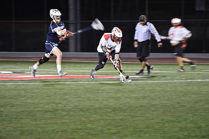 Lacrosse builds on young squad