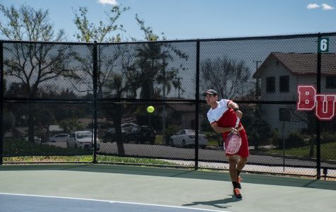 Late heroics lift men's tennis