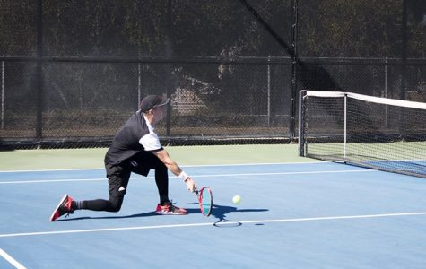 Tennis swept by Azusa