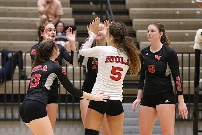 Volleyball is on a three-game winning streak