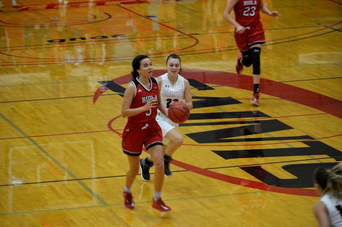 Women's basketball faces rough patch
