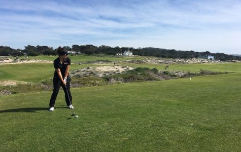 Women's golf succeeds in Santa Cruz
