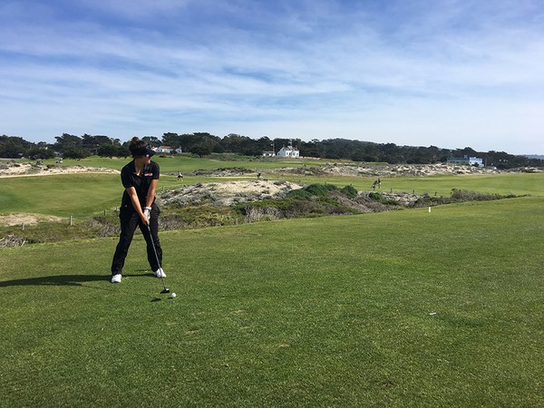Women's golf succeeds in Santa Cruz