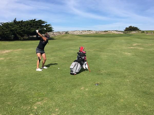 Women's golf finish third in PacWest