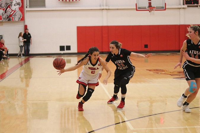 Women's basketball adds another loss to their season