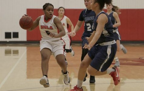 Women's basketball douses Flames