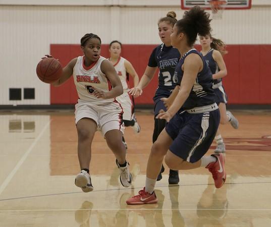 Women's basketball douses Flames
