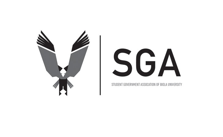 The Student Government Association logo