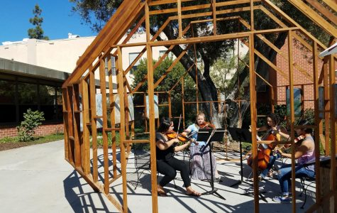 Expect to see the return of pop-up musical performances throughout campus